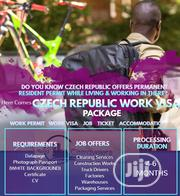 Czech Republic Work Visa | Travel Agents & Tours for sale in Lagos State, Ikeja