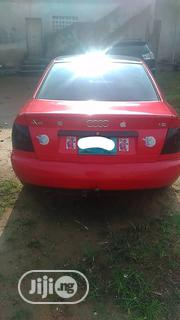 Audi A4 1999 1.6 Red | Cars for sale in Lagos State, Ojodu