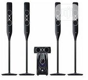 Djack 5.1CH Bluetooth Home Theater System (Dj5050) | Audio & Music Equipment for sale in Lagos State, Alimosho