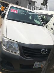 Toyota Hilux 2014 SR 4x4 White | Cars for sale in Lagos State, Maryland