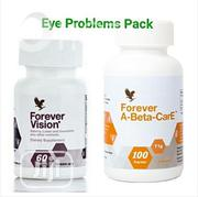 Eyesight Treatment Pack. Glaucoma and Cataracts. Forever Vision | Vitamins & Supplements for sale in Lagos State, Ikeja