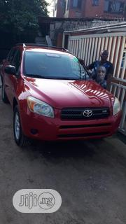 Toyota RAV4 2008 Limited V6 4x4 Red | Cars for sale in Lagos State