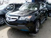 Acura MDX 2008 SUV 4dr AWD (3.7 6cyl 5A) Black | Cars for sale in Lagos State, Lagos Mainland
