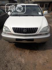 Lexus RX 2001 White | Cars for sale in Lagos State, Agege
