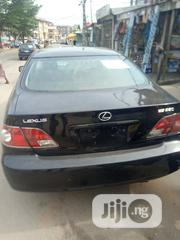 Lexus ES 330 Sedan 2004 Black | Cars for sale in Lagos State, Ojodu
