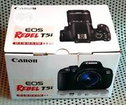 Canon EOS 700d/Rebel T5i With 18-55mm Lens Brand New | Photo & Video Cameras for sale in Lagos State, Ikeja