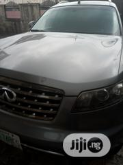 Infiniti FX35 2006 Base 4x2 (3.5L 6cyl 5A) Gray | Cars for sale in Rivers State, Port-Harcourt