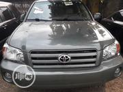 Toyota Highlander Limited V6 2006 Green | Cars for sale in Lagos State, Agege