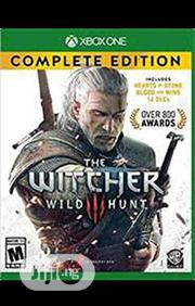 Xbox One Witcher 111 Wild Hunt: Complete Edition | Video Games for sale in Lagos State, Ikeja