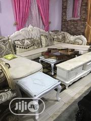 L Shape 7 Seaters Royal Sofa. | Furniture for sale in Lagos State, Lagos Mainland