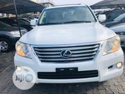 Lexus LX 2012 570 White | Cars for sale in Lagos State, Lekki Phase 2