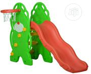2 in 1 Bear Slide With Basketball Hoop | Toys for sale in Lagos State, Alimosho