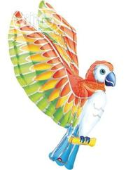 "43"" Colourful Parrot Foil Balloon 