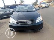 Toyota Corolla 2003 Sedan Automatic Black | Cars for sale in Lagos State, Isolo