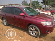 Toyota Highlander 2008 Sport Red | Cars for sale in Lagos State, Isolo