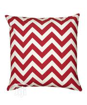 Large Throw Pillows - Red Colour | Home Accessories for sale in Lagos State, Lekki Phase 2