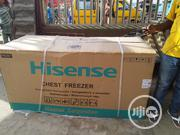 Hisense 520 Liter Double Door Chest Freezer | Kitchen Appliances for sale in Lagos State, Ojo
