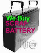 Scrap Solar Battery In Jabi Abuja | Manufacturing Services for sale in Abuja (FCT) State