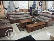 Sofa,Center Table and TV Stand | Furniture for sale in Lagos State, Lekki Phase 1
