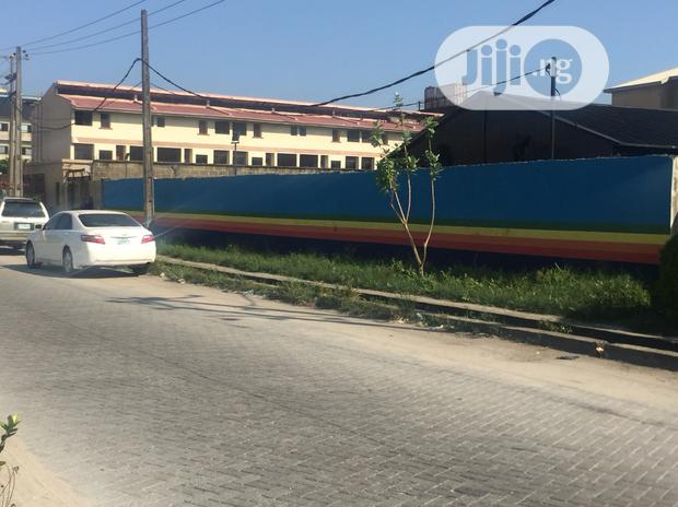 Land for Commercial Use at Lekki Phase 1 for Sale.