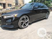 Honda Accord 2018 EX-L 2.0T Black | Cars for sale in Lagos State, Lagos Mainland