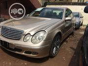 Mercedes-Benz E240 2004 Gold | Cars for sale in Lagos State, Ifako-Ijaiye