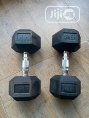 New Dumbell | Sports Equipment for sale in Lagos State, Yaba
