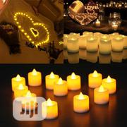 3pcs Creative LED Candle Multicolor Lamp | Home Accessories for sale in Oyo State, Ibadan