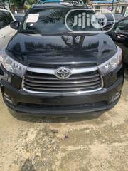 Toyota Highlander 2015 Black | Cars for sale in Lagos State, Lekki Phase 2