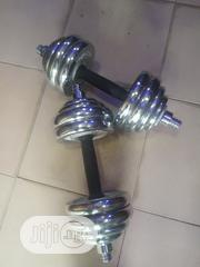 30kg Dumbell   Sports Equipment for sale in Lagos State, Ikeja