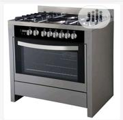 Scanfrost 5 Gas Burners Gas Cooker - SFC9502SS - Silver | Kitchen Appliances for sale in Lagos State, Ojo