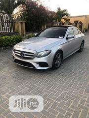 Mercedes-Benz E420 2018 Silver | Cars for sale in Lagos State, Lekki Phase 1