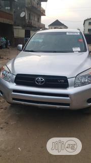 Toyota RAV4 2007 Limited V6 4x4 Silver | Cars for sale in Lagos State, Mushin