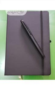 Gift Set - A5 Notepad And Pen | Stationery for sale in Lagos State, Surulere