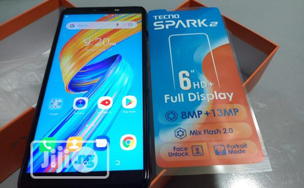 Archive: Tecno Spark 2 16 GB Gold