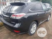Lexus RX 2015 350 AWD Black | Cars for sale in Lagos State, Oshodi-Isolo