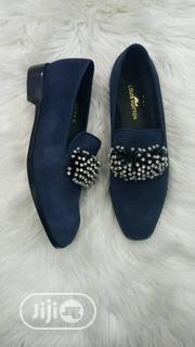 Quality Louis Vuitton Men's Suede Leather Shoes | Shoes for sale in Lagos State, Lagos Island