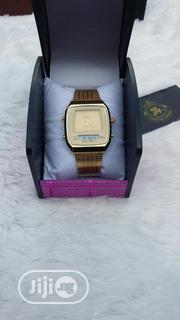 Casio Gold Plated Digital and Analog | Watches for sale in Lagos State, Ajah
