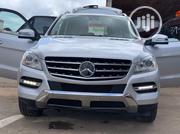 Mercedes-Benz M Class 2013 Silver | Cars for sale in Lagos State, Amuwo-Odofin