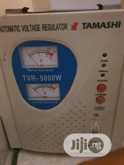 5000 W Stabilizer   Electrical Equipments for sale in Abuja (FCT) State, Gwarinpa