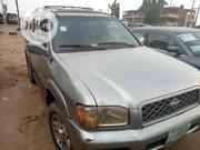 Nissan Pathfinder Automatic 2001 Silver | Cars for sale in Lagos State, Ifako-Ijaiye