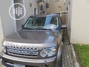 Land Rover LR4 2011 V8 Brown | Cars for sale in Lagos State, Gbagada