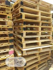 Wooden Pallets 120X100 | Building Materials for sale in Lagos State, Lagos Mainland