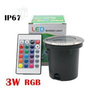 Waterproof Underground Led Light - 3w | Home Accessories for sale in Lagos State, Ojo