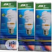 AKT 26W Half Spiral Energy Saving Bulb - Pin & Screw - 3 Pieces | Home Accessories for sale in Lagos State, Ojo