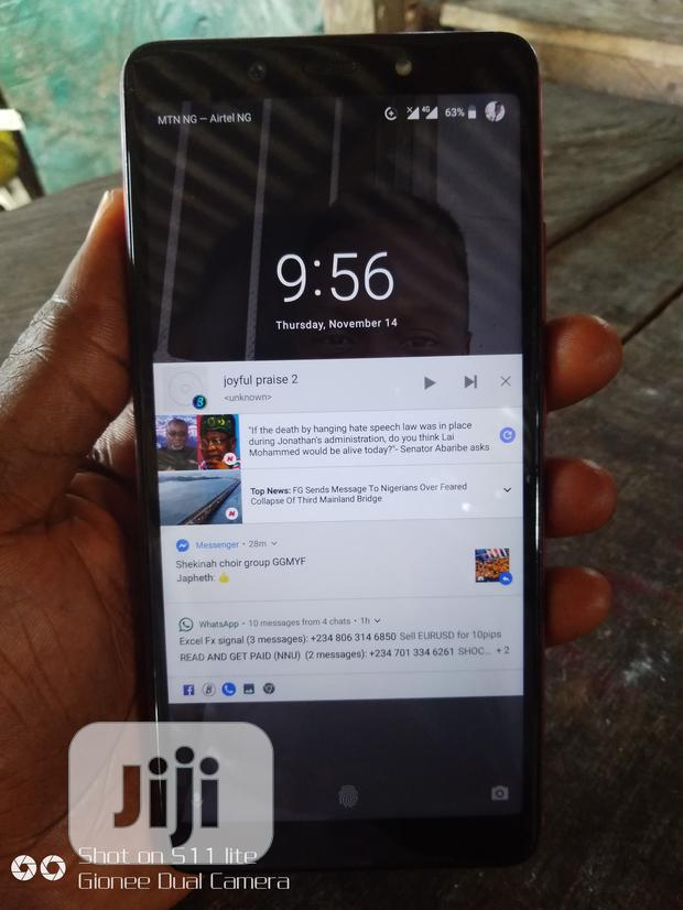 Archive: Infinix Note 5 Stylus 32 GB Red