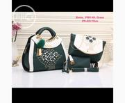 New Bonia Female 3 in 1 Leather Handbags | Bags for sale in Lagos State, Amuwo-Odofin