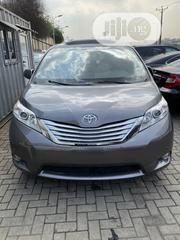 Toyota Sienna 2012 XLE 8 Passenger Gray | Cars for sale in Lagos State, Ikeja
