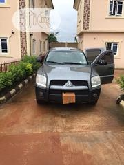 Mitsubishi Raider 2006 DuroCross V8 Double Cab Gray | Cars for sale in Lagos State, Gbagada