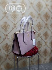 New Female Pink Genuine Laether Handbag | Bags for sale in Lagos State, Amuwo-Odofin